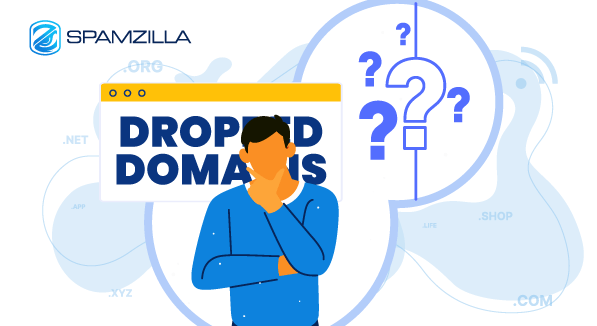 When Do Domains Drop?